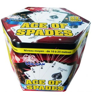 Ace of Spades buy 1 get 1 free