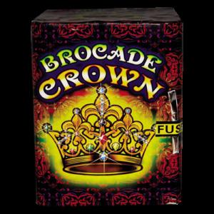 BEM brocade crown