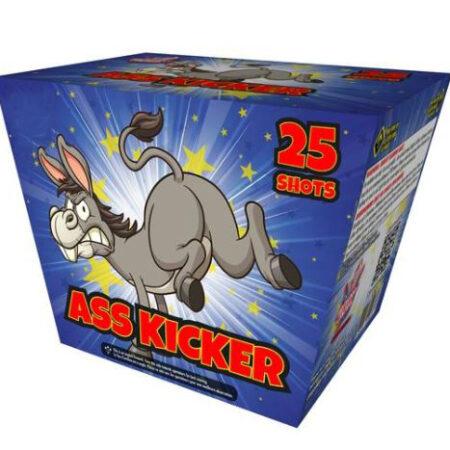 ASS KICKER (New Pyrocan)