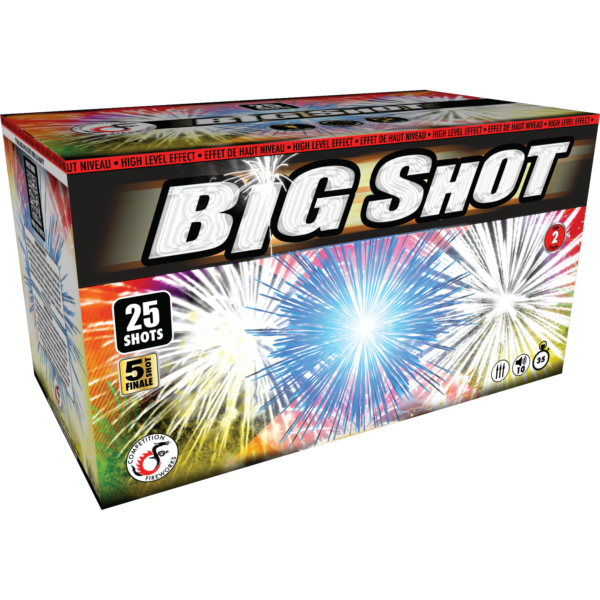 Big Shot Buy one get one free