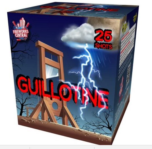 GUILLOTINE (New Pyrocan)