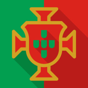 Portugese Flags - Buy 1 Get 2 FREE! WOW!