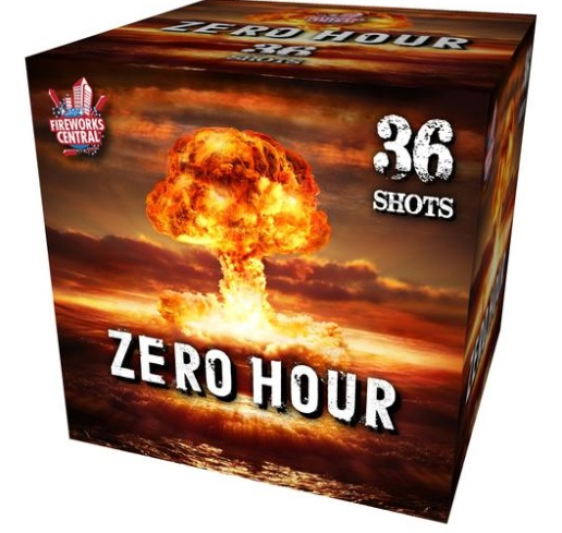zero hour (New Pyrocan)
